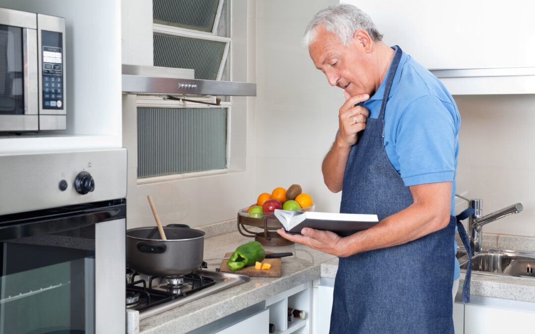 Cooking to stay young – a recipe for success