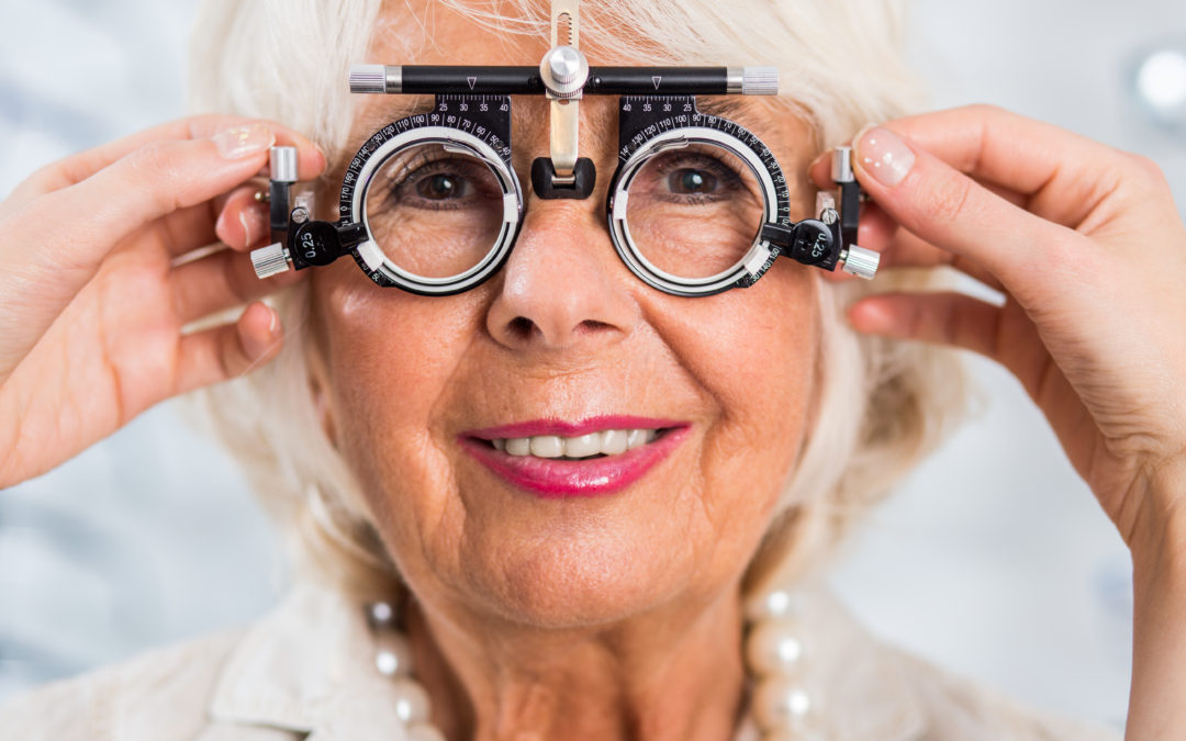 Bring your eye disease questions when Sanatoga Ridge Community and HomeSight Eye Care bring the eye doctor to you!