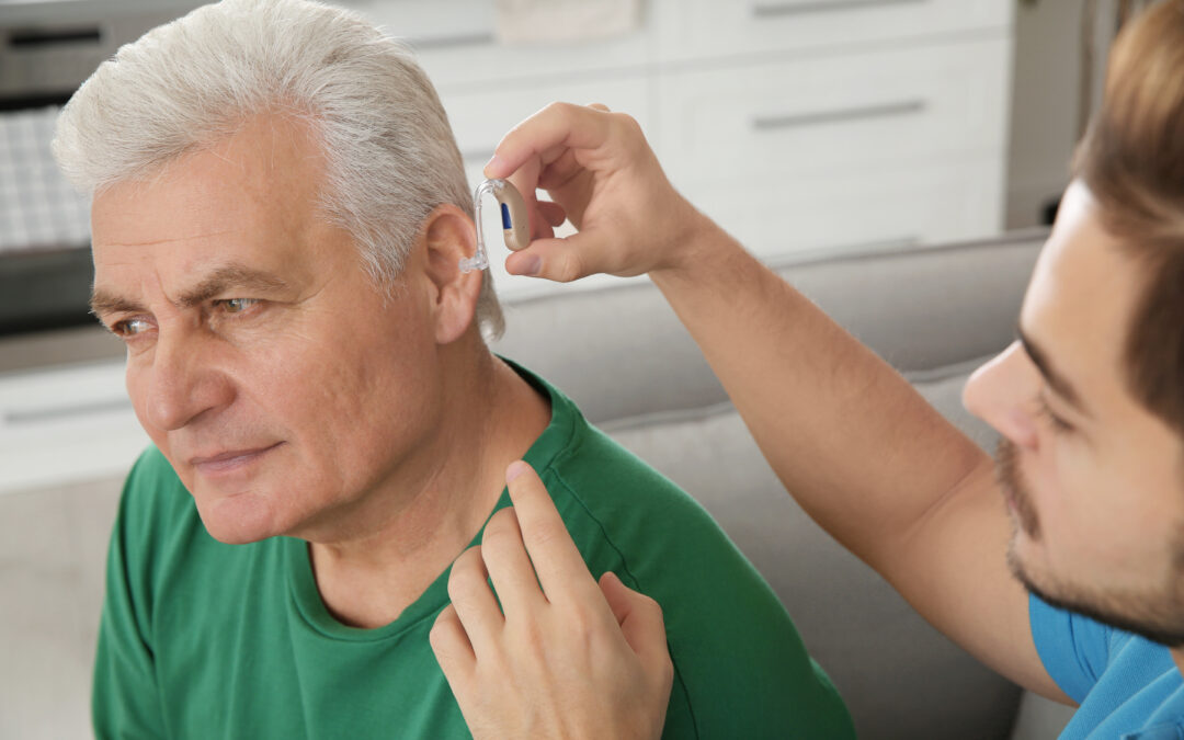 Hearing Loss and its Impact on Seniors