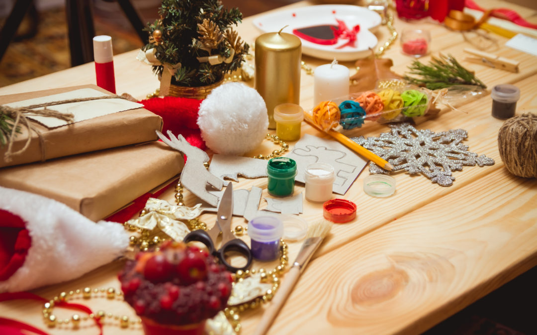 Holiday Crafts for Seniors